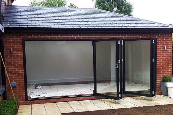 A Guide To Bifold Door Configurations Styles Lite Haus Uk