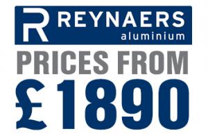 Reynaers bifold door prices