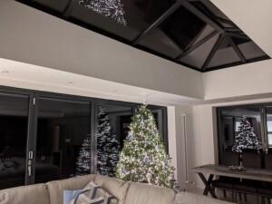 rooflight christmas