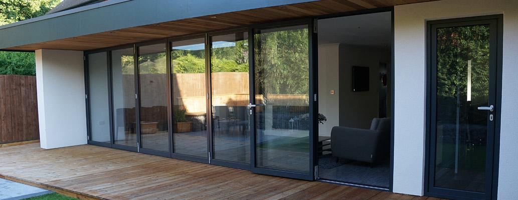 Schuco Bi Fold Doors Rugby Lite Haus Uk