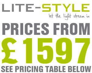 Lite Style bi-folding door costs