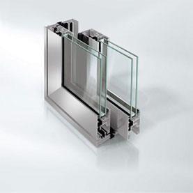 Schüco ASS 50 Aluminium Frames