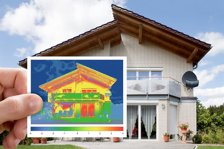 house thermal efficiency
